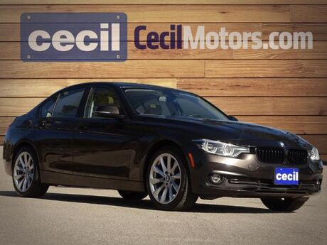 2018 BMW 3 Series 320i  TX