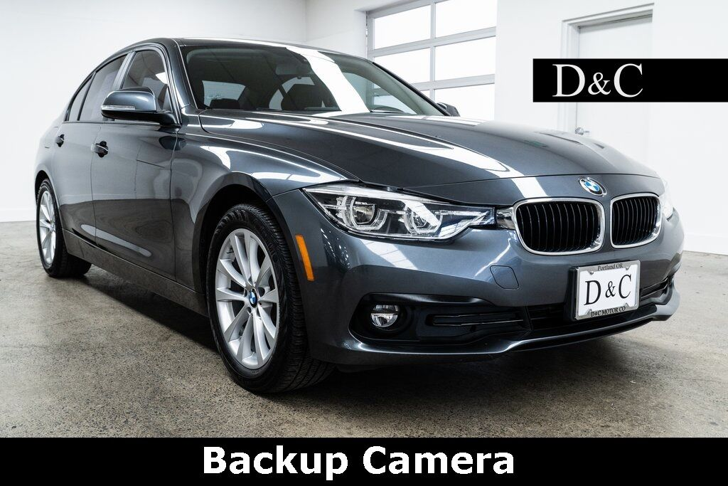 2018 BMW 3 Series 320i Backup Camera Portland OR
