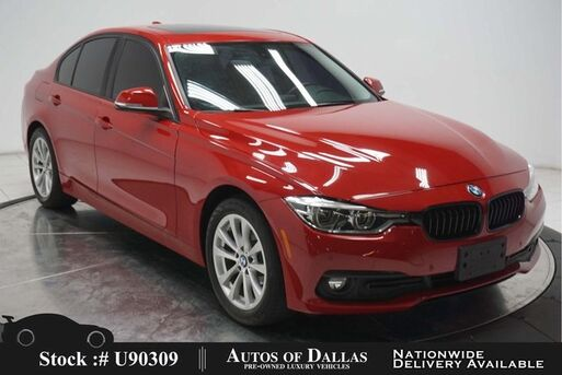 2018_BMW_3 Series_320i CAM,SUNROOF,HTD STS,PARK ASST,LED LIGHTS_ Plano TX