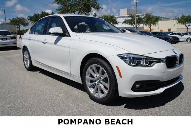 2018 BMW 3 Series 320i Coconut Creek FL