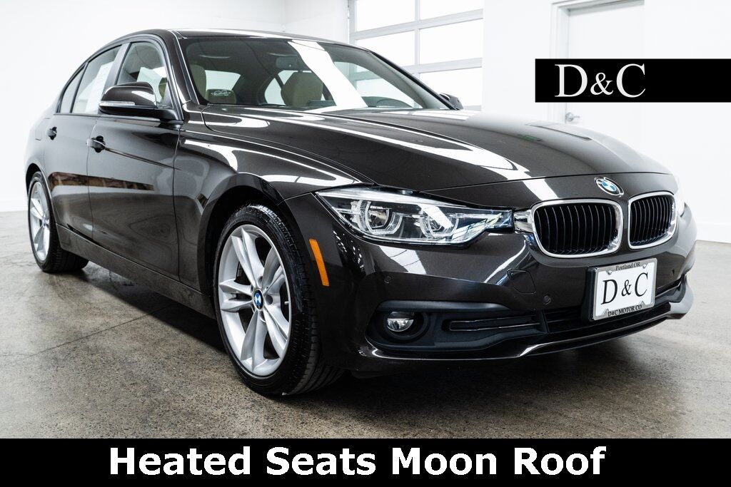 2018 BMW 3 Series 320i Heated Seats Moon Roof Portland OR