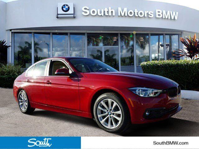 2018 BMW 3 Series 320i Miami FL