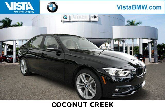 2018 BMW 3 Series 320i Pompano Beach FL