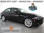 2018 BMW 3 Series 320i Sedan *BLIND SPOT ALERT, BACKUP-CAMERA, MOONROOF, HEATED FRONT SEATS, STEERING WHEEL CONTROLS, ALLOY WHEELS, SATELLITE RADIO, BLUETOOTH PHONE & AUDIO