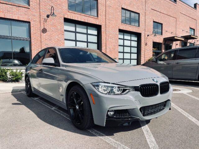 2018 BMW 3-Series 320i Sedan Bountiful UT