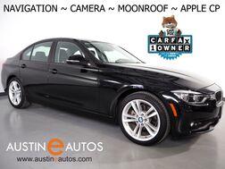 2018_BMW_3 Series 320i Sedan_*NAVIGATION, BACKUP-CAMERA, MOONROOF, STEERING WHEEL CONTROLS, 18 INCH SPORT WHEELS, BLUETOOTH PHONE & AUDIO, APPLE CARPLAY_ Round Rock TX