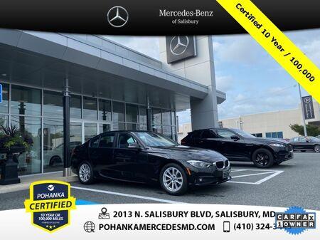 2018_BMW_3 Series_320i xDrive ** Pohanka Certified 10 year / 100,000 **_ Salisbury MD