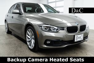 2018 BMW 3 Series 320i xDrive Backup Camera Heated Seats