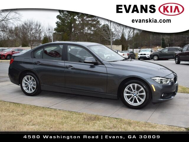 2018 BMW 3 Series 320i xDrive Evans GA