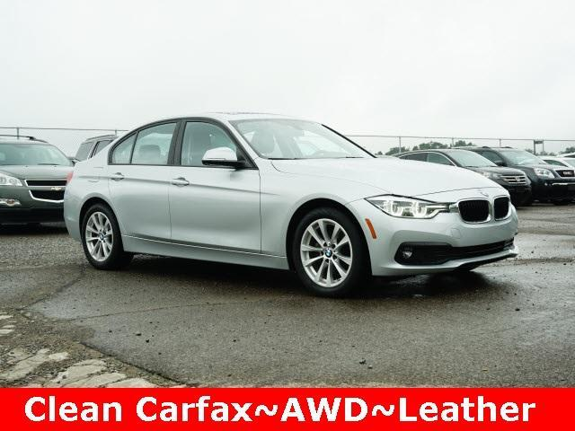 2018 BMW 3 Series 320i xDrive Sedan Cranberry Twp PA