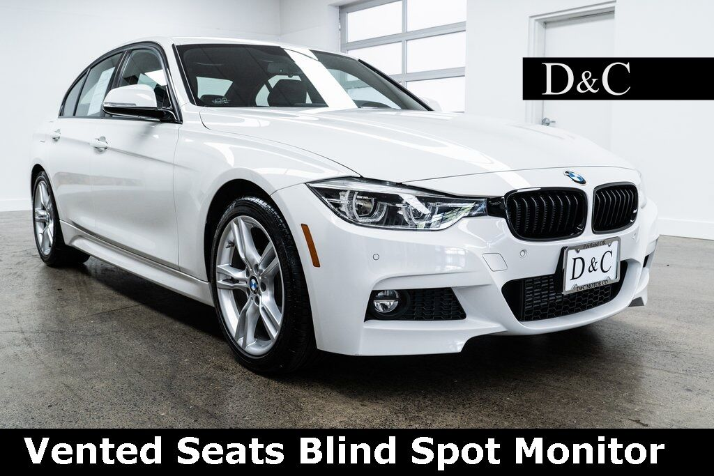 2018 BMW 3 Series 328d M Sport Heads Up Display Portland OR