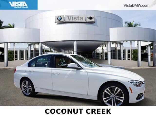 2018 BMW 3 Series 328d xDrive Pompano Beach FL