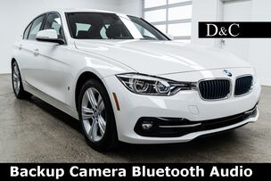 2018 BMW 3 Series 330e iPerformance Backup Camera Bluetooth Audio
