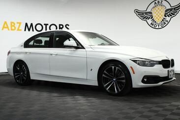 2018_BMW_3 Series_330e iPerformance_ Houston TX