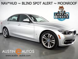 2018_BMW_3 Series 330e iPerformance Plug-In Hybrid_*SPORT LINE, HEADS-UP DISPLAY, BLIND SPOT ALERT, NAVIGATION, BACKUP-CAMERA, MOONROOF, HEATED SEATS/STEERING WHEEL, COMFORT ACCESS, BLUETOOTH_ Round Rock TX