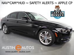 2018_BMW_3 Series 330e iPerformance Plug-In Hybrid_*SPORT LINE, HEADS-UP DISPLAY, BLIND SPOT ALERT, NAVIGATION, DRIVING ASSISTANT, BACKUP-CAMERA, HEATED SEATS, MOONROOF, APPLE CARPLAY_ Round Rock TX