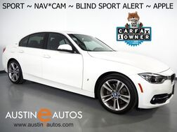2018_BMW_3 Series 330e iPerformance Plug-In Hybrid_*SPORT LINE, NAVIGATION, BLIND SPOT ALERT, BACKUP-CAMERA, MOONROOF, HEATED SEATS, COMFORT ACCESS, APPLE CARPLAY_ Round Rock TX