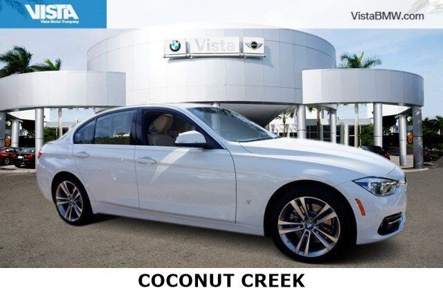 2018 BMW 3 Series 330e iPerformance Pompano Beach FL