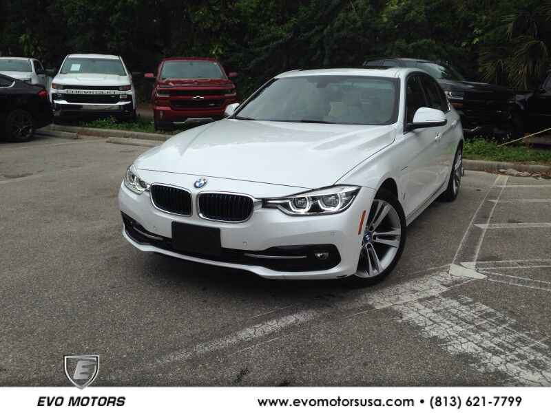 2018 BMW 3 Series 330e iPerformance Seffner FL