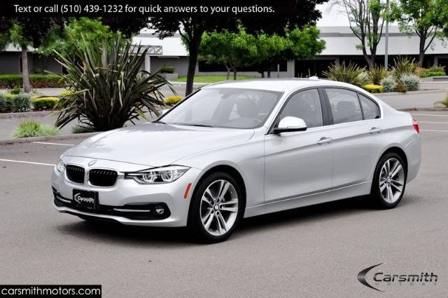 2018 BMW 3 Series 330i 18 Wheels, Heated Seats One Owner Only 13K Miles! Fremont CA
