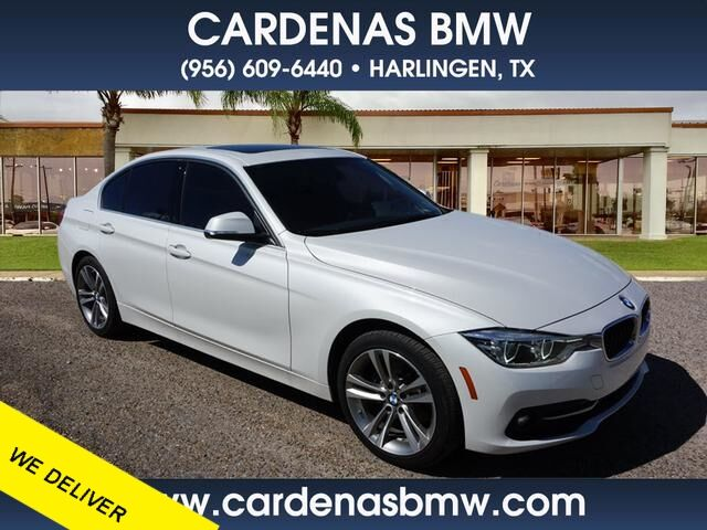 2018 BMW 3 Series 330i Harlingen TX