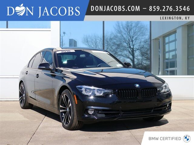 2018 BMW 3 Series 330i Lexington KY