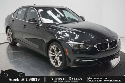 2018_BMW_3 Series_330i SPORT LINE,DRVR ASST,NAV,CAM,SUNROOF,HEADS UP_ Plano TX