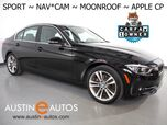 2018 BMW 3 Series 330i Sedan *SPORT LINE, NAVIGATION, BACKUP-CAMERA, MOONROOF, SPORT HEATED SEATS, COMFORT ACCESS, BLUETOOTH, APPLE CARPLAY