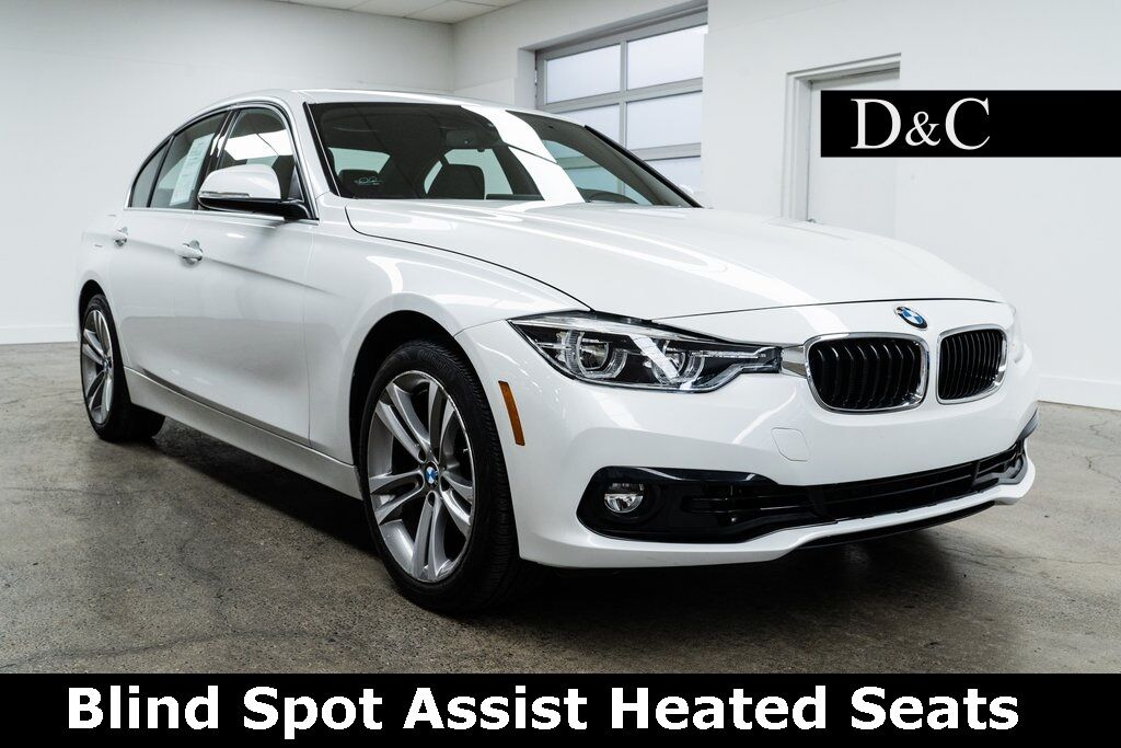 2018 BMW 3 Series 330i xDrive Blind Spot Assist Heated Seats Portland OR