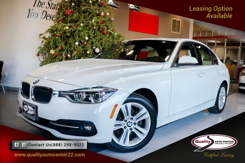 2018 BMW 3 Series 330i xDrive Convenience Package Navigation System Blind Spot 1 Owner Springfield NJ