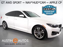 2018_BMW_3 Series 330i xDrive Gran Turismo_*SPORT, HEADS-UP DISPLAY, BLIND SPOT ALERT, DRIVING ASSISTANT, NAVIGATION, BACKUP-CAMERA, PANORAMA MOONROOF, LEATHER, HEATED SEATS, APPLE CARPLAY_ Round Rock TX