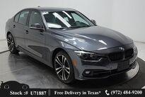 BMW 3 Series 330i xDrive SPORT LINE,NAV,CAM,SUNROOF,HTD STS,LED 2018