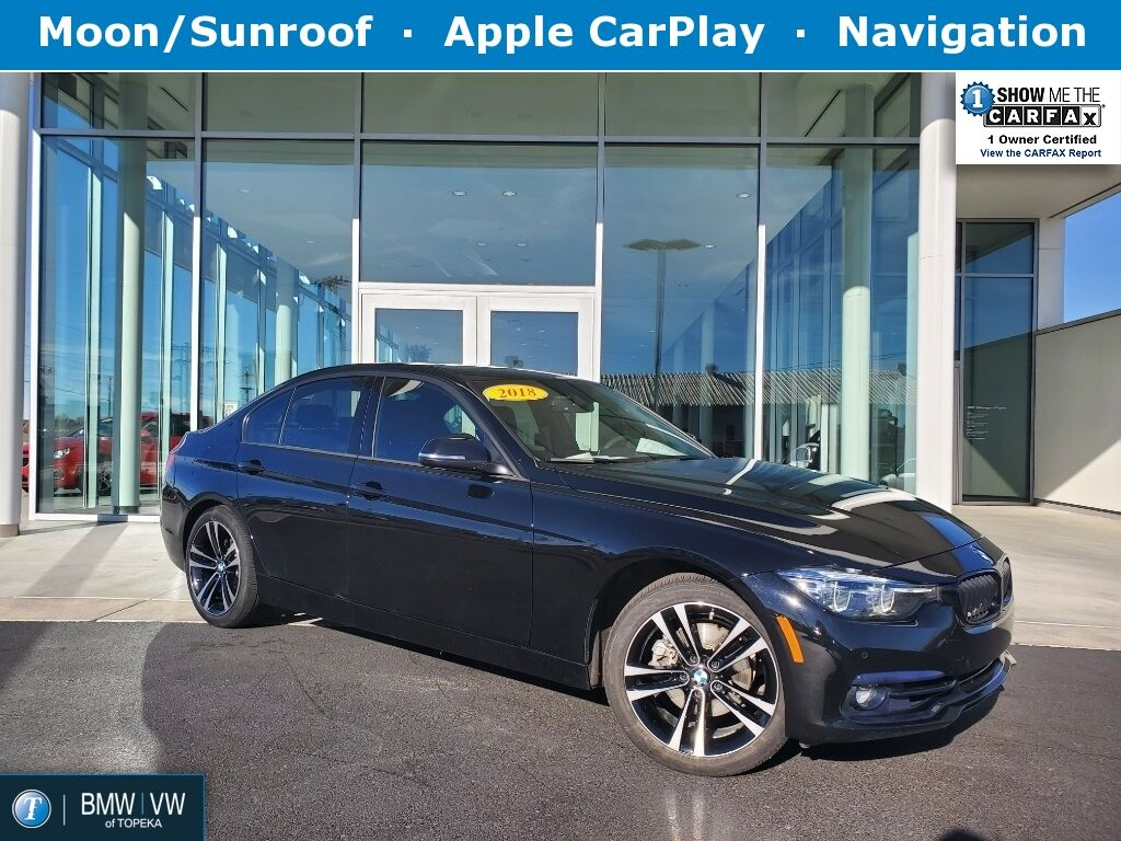 2018 BMW 3 Series 330i xDrive Topeka KS