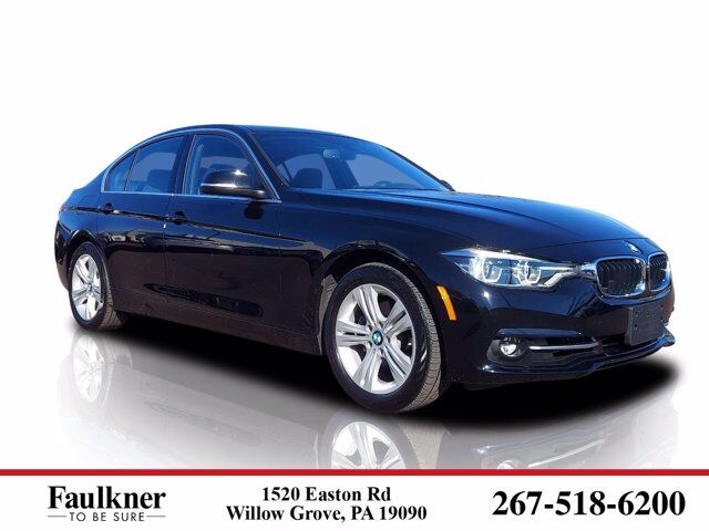 2018 BMW 3 Series 330i xDrive Willow Grove PA
