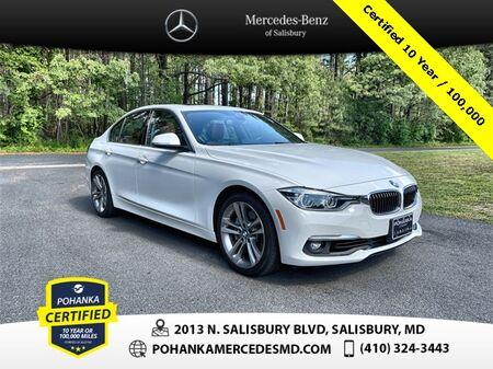 2018_BMW_3 Series_340i NAVI  ** Pohanka Certified 10 year / 100,000 **_ Salisbury MD