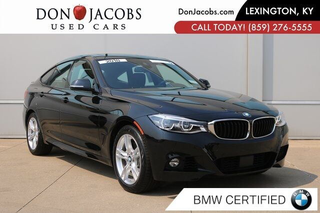 2018 BMW 3 Series 340i xDrive Gran Turismo Lexington KY