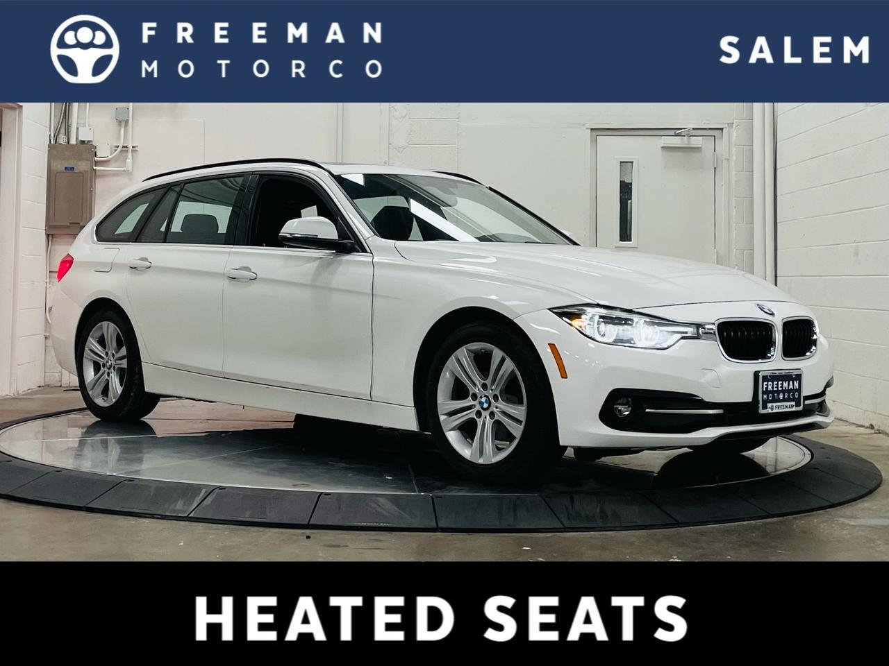 2018 BMW 328d xDrive Diesel Wagon Heated Seats Salem OR