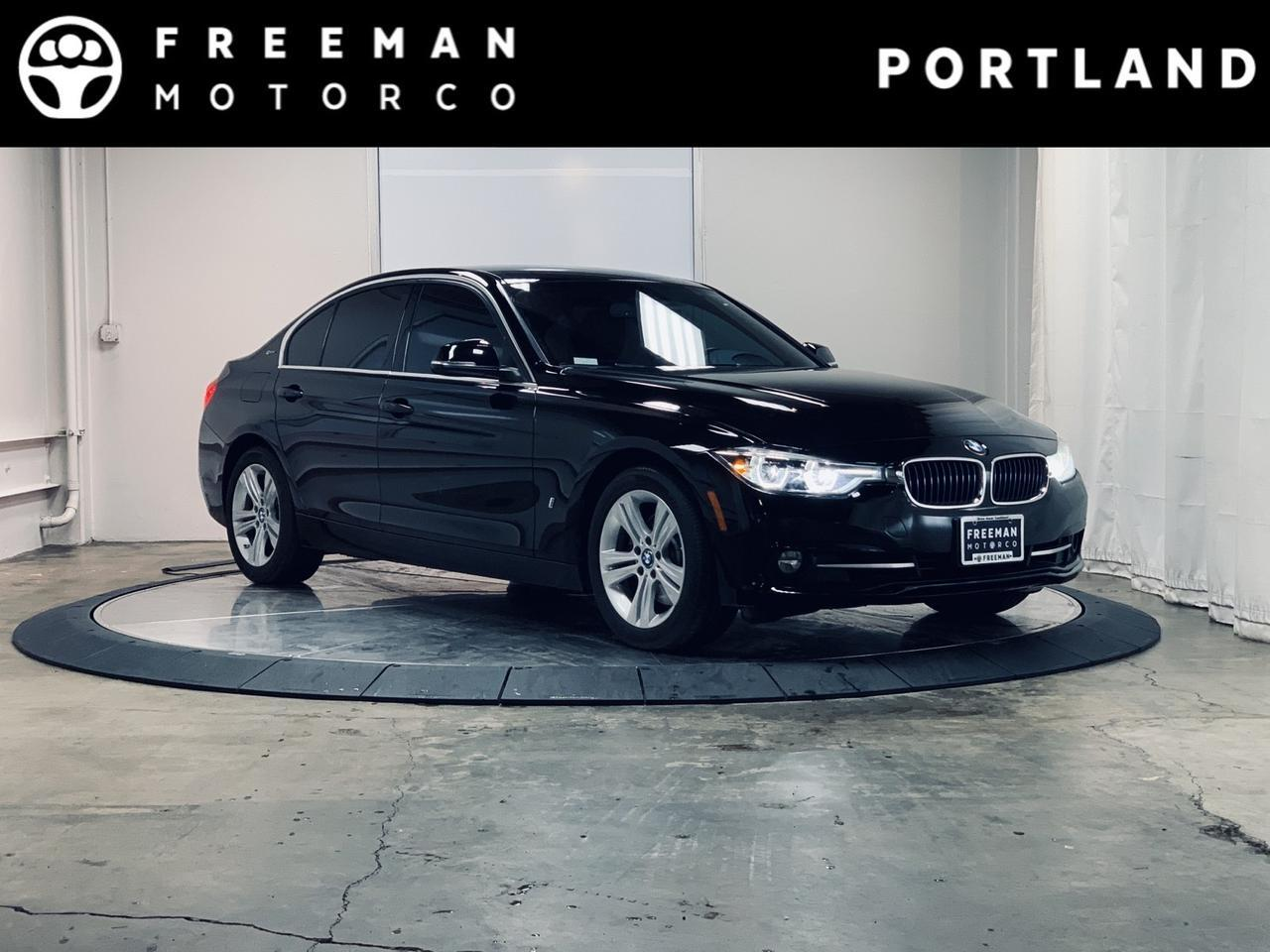 2018 BMW 330e iPerformance Heated Seats Active Blind Spot Detection Portland OR