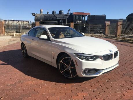 2018 BMW 4 Series 430i Wichita Falls TX
