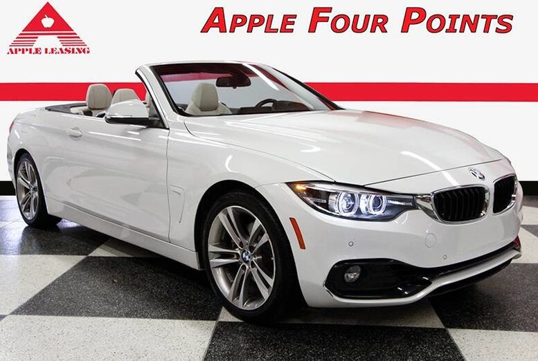 2018 BMW 4 Series 430i Austin TX