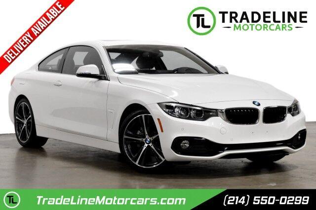 2018 BMW 4 Series 430i CARROLLTON TX