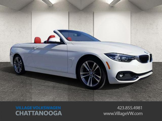 2018 BMW 4 Series 430i Chattanooga TN