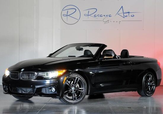 2018_BMW_4 Series_430i Convertible M-Sport Driver Asst Navigation_ The Colony TX