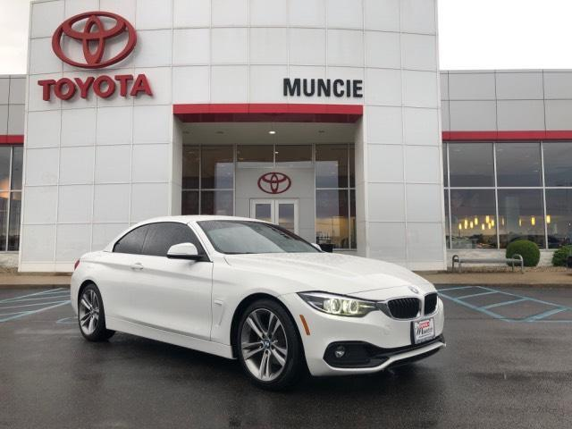 2018 BMW 4 Series 430i Convertible Muncie IN