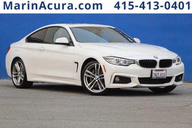 2018 BMW 4 Series 430i Coupe Corte Madera CA