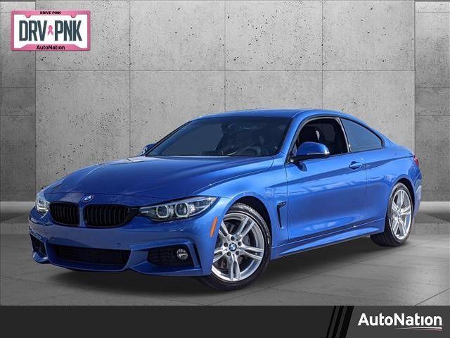 2018 BMW 4 Series 430i Fort Lauderdale FL