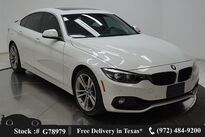 BMW 4 Series 430i Gran Coupe SPORT LINE,NAV,CAM,SUNROOF 2018