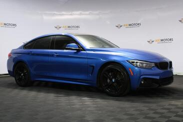 2018_BMW_4 Series_430i_ Houston TX
