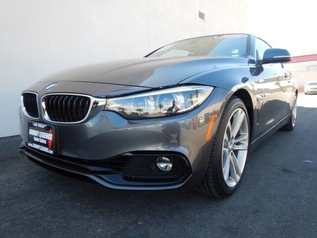 2018 BMW 4 Series 430i Las Vegas NV