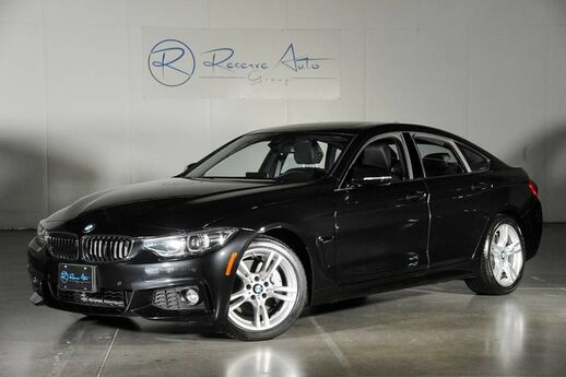 2018 BMW 4 Series 430i M-Sport Navigation Heated Seats Comfort Access The Colony TX